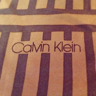 カルバンクライン(Calvin Klein)のCalvin Kleinのスカーフ♡(バンダナ/スカーフ)
