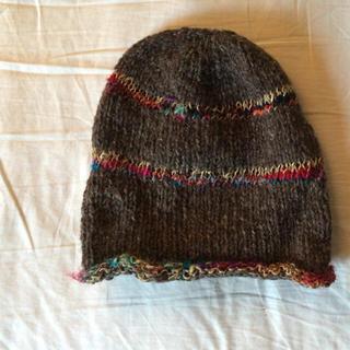 シャニット(Shanit)のknit cap(ニット帽/ビーニー)