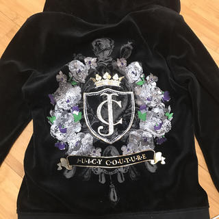 ジューシークチュール(Juicy Couture)のjuicy couture ジュシー クチュール ジャージ (トレーナー/スウェット)