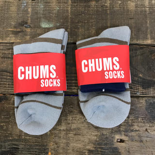 チャムス(CHUMS)の⭐️CHUMS/チャムス⭐️新品ソックス2個セット 26〜28cm(ソックス)