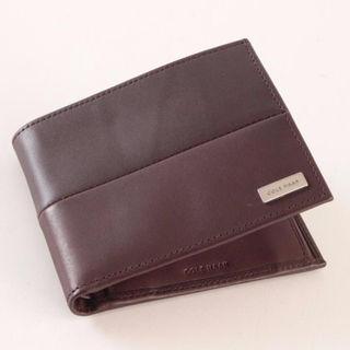 コールハーン(Cole Haan)の定価26000円【COLE HAAN】コールハーン メンズ 本革ウォレット(折り財布)