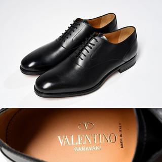 ヴァレンティノガラヴァーニ(valentino garavani)のVALENTINO GARAVANI  レースアップ 44 ヴァレンティノ(ドレス/ビジネス)