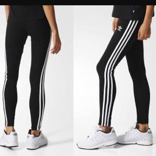 アディダス(adidas)のブラック Sサイズ アディダス オリジナルス レギンス(レギンス/スパッツ)