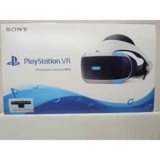 プレイステーションヴィーアール(PlayStation VR)の【2017.10発売新型】PSVR(カメラ同梱版)(家庭用ゲーム機本体)