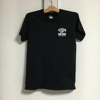 ハイスタンダード(HIGH!STANDARD)のpizza of death*ロゴT バンドTハイスタwanima(Tシャツ/カットソー(半袖/袖なし))