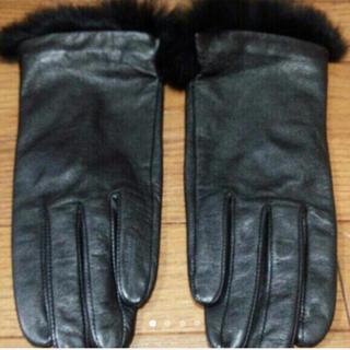 アンタイトル(UNTITLED)のみーあゆ様専用 UNTITLED 手袋(手袋)