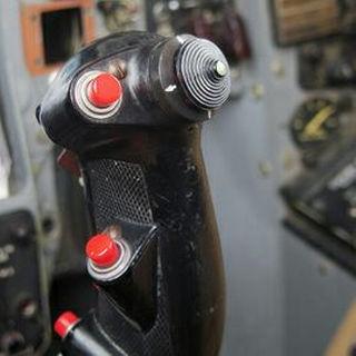 F-4戦闘機 操縦桿(その他)