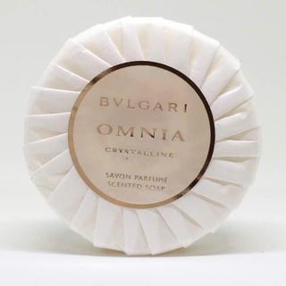 ブルガリ(BVLGARI)の【 新品 】ブルガリオムニア クリスタリン ⭐︎石鹸⭐︎(ボディソープ / 石鹸)
