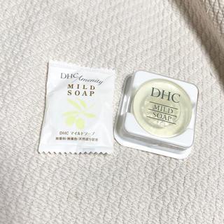 ディーエイチシー(DHC)のDHCマイルドソープ 2点セット(洗顔料)