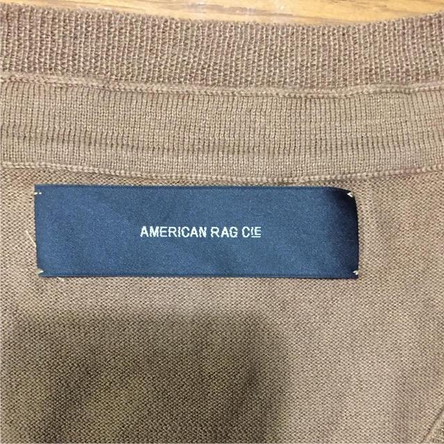 AMERICAN RAG CIE(アメリカンラグシー)のアメリカンラグシー ニット メンズのトップス(ニット/セーター)の商品写真
