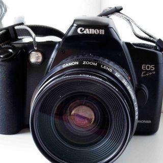 キヤノン(Canon)のCANON EOSKiss(フィルムカメラ)セット(フィルムカメラ)