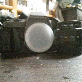 リコー(RICOH)のPENTAX P30 50mmF1.4(フィルムカメラ)