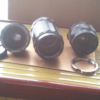 リコー(RICOH)のなこ 様専用 タクマーレンズ  28mm(フィルムカメラ)