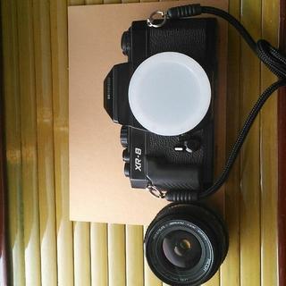 リコー(RICOH)のリコー XR-8 と リコー28mmf2・8(フィルムカメラ)