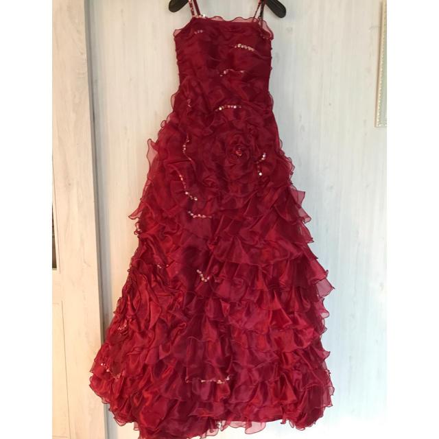 8099c12f43181 AIMER(エメ)のエメ AIMER ステージドレス ウェディング レディースのフォーマル ドレス(