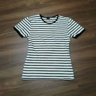 ジャンポールゴルチエ(Jean-Paul GAULTIER)のジャンポール ゴルチエ オム メンズ ボーダー Tシャツ L(Tシャツ/カットソー(半袖/袖なし))
