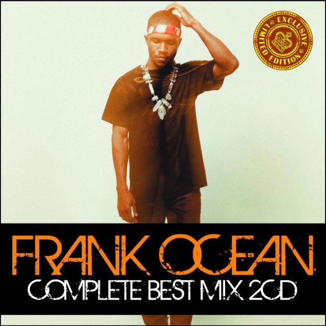 Frank Ocean 豪華2枚組39曲 Best Mix 2CD エンタメ/ホビーのCD(R&B/ソウル)の商品写真