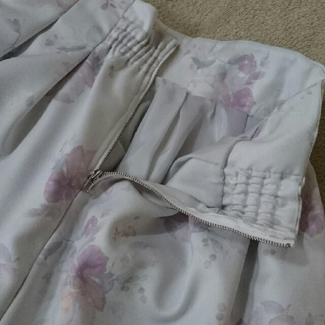 ByeBye(バイバイ)のちむ様専用19日までお取り置き バイバイ 花柄スカート レディースのスカート(ひざ丈スカート)の商品写真