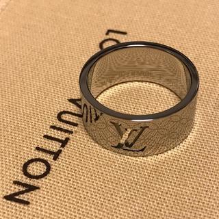 ルイヴィトン(LOUIS VUITTON)の未使用ルイヴィトン バーグシャンゼリゼリング 指輪 Lサイズ(リング(指輪))