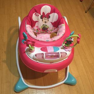 ディズニー(Disney)のあすか様専用 ディズニー歩行器(歩行器)