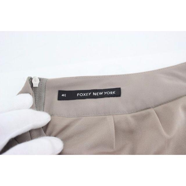 FOXEY(フォクシー)のフォクシー スカート レース ライトブラウン 27112 カッティングスカート レディースのスカート(ひざ丈スカート)の商品写真