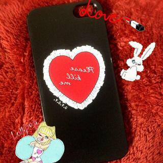 ジーヴィジーヴィ(G.V.G.V.)のg.v.g.v iPhoneケース(モバイルケース/カバー)