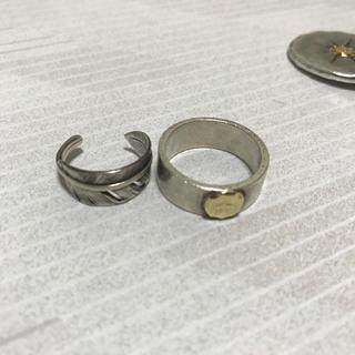 ゴローズ(goro's)のゴローズ リングセット(リング(指輪))