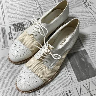 バークレー(BARCLAY)のお値下げ!美品BARCLAY  フラットシューズ(ローファー/革靴)