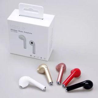 アップル(Apple)のAirpods型 イヤホン ワイヤレス ブルートゥース 片耳 軽量(その他)