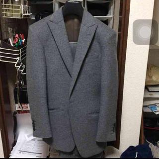 エルメネジルドゼニア(Ermenegildo Zegna)のカシミア スーツ 中古 冬(セットアップ)