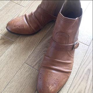 サヴァサヴァ(cavacava)のcavacava  ウィングチップブーツ(ブーツ)