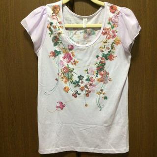 ミスティウーマン(mysty woman)のmysty womanTシャツ(Tシャツ(半袖/袖なし))