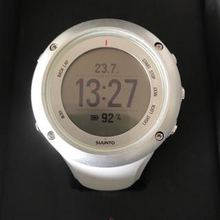 スント(SUUNTO)のSUUNTO Ambit2S white HR(腕時計(デジタル))