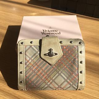 ヴィヴィアンウエストウッド(Vivienne Westwood)のVivienne Westwood 折りたたみ財布(財布)