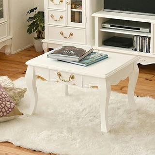 猫脚テーブル リビングテーブル センターテーブル ローテーブル 姫系家具 猫足(ローテーブル)