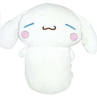 シナモロール(シナモロール)のシナモロール シナモン 抱き枕(ぬいぐるみ)