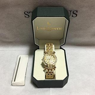 【未使用】Louis Lasserre ルイラセール クオーツ 腕時計(腕時計)
