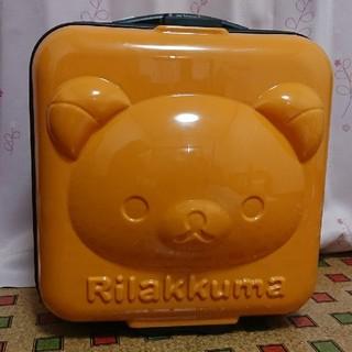 サンエックス(サンエックス)の【送料込み】リラックマ ダイカットキャリーケース(スーツケース/キャリーバッグ)