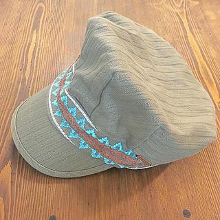 ディーゼル(DIESEL)のDIESEL 帽子(キャスケット)
