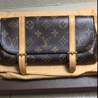 ルイヴィトン(LOUIS VUITTON)の【coco様専用】Louis Vuitton バム バッグ(クラッチバッグ)