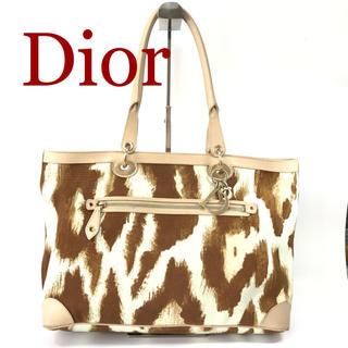 クリスチャンディオール(Christian Dior)の【送料無料】Dior ディオール 大容量 トートバッグ 0087(トートバッグ)