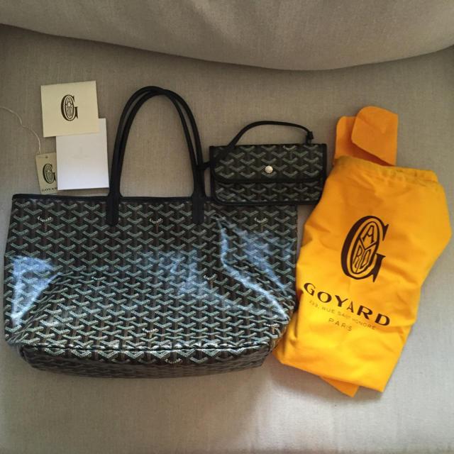 GOYARD(ゴヤール)の新品 ゴヤールトートPM 直営店購入 レディースのバッグ(トートバッグ)の商品写真