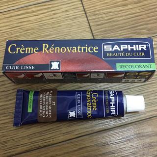 サフィール(Saphir)のサフィール レノベイティングカラー補修クリーム 茶色37 (日用品/生活雑貨)