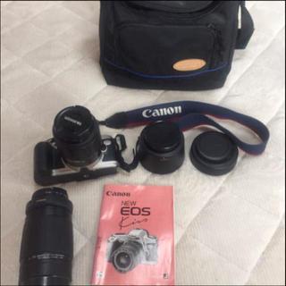 キヤノン(Canon)の★canon new eoskiss(フィルムカメラ)