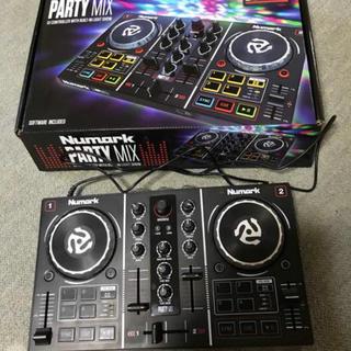 爽健美茶様専用 Numark Party Mix 新品同様(DJコントローラー)