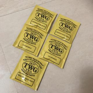 TWG 紅茶セット(茶)