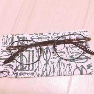 ゾフ(Zoff)のzoff ルミネエスト限定品♪眼鏡(サングラス/メガネ)