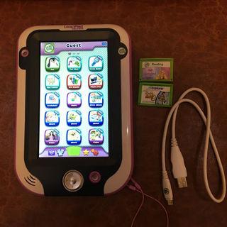 ☆値下げ☆リープパッド ウルトラ アプリ32個とカセット2個セット☆(知育玩具)