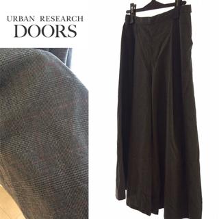 ドアーズ(DOORS / URBAN RESEARCH)の値下げ✨URBAN RESERCH DOORS スカンツ(カジュアルパンツ)