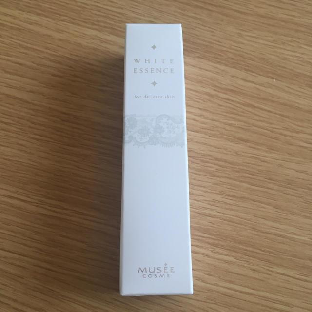 FROMFIRST Musee(フロムファーストミュゼ)のミュゼ  ホワイトエッセンス for デリケートスキン コスメ/美容のスキンケア/基礎化粧品(美容液)の商品写真